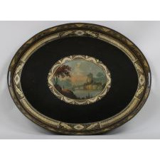 Regency Tole Tray