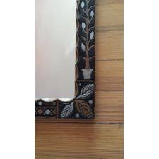 Folk art frame right side